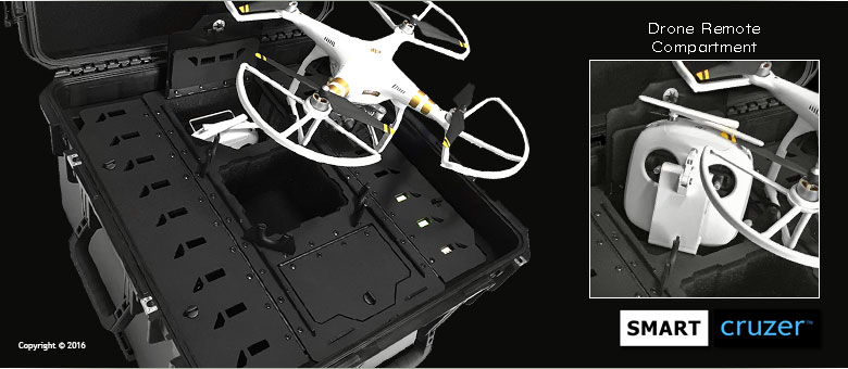 Drone Charging Station Remote