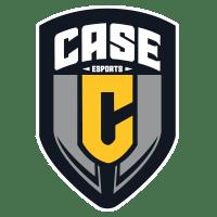 case esports logo negro