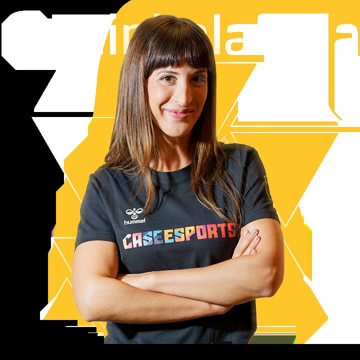 creadora de contenido de Case Esports - @Tainimlafuria