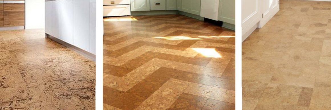 cork flooring patterns halifax kitchen