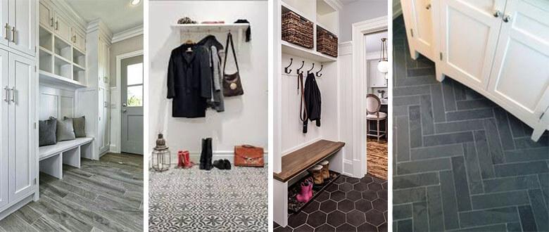 mudroom flooring options