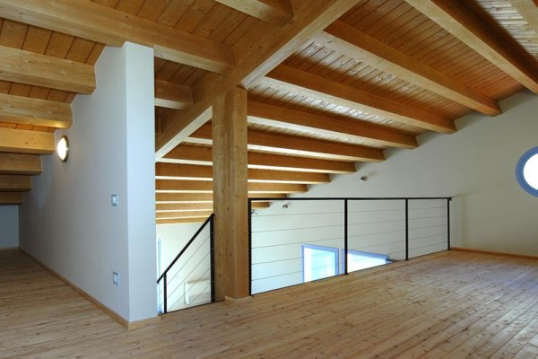 Case in legno da 100-150 mq - 03