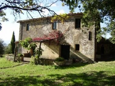 affitto rustico casale San Casciano dei Bagni Siena  Case