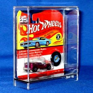 ProTech Vintage Acrylic Car Case