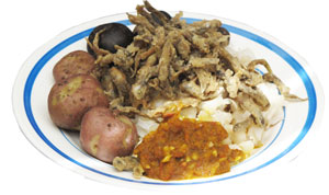 Ispi pescado frito  Recetas  Cocina boliviana