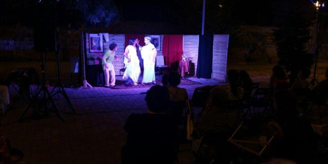 Terzo appuntamento per «Scavalcamontagne», stasera in scena a San Clemente di Caserta