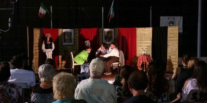 «Scavalcamontagne» sbarca a Puccianiello. Accanto al Giardino Inglese il secondo appuntamento con la commedia «Prova d'Attore»
