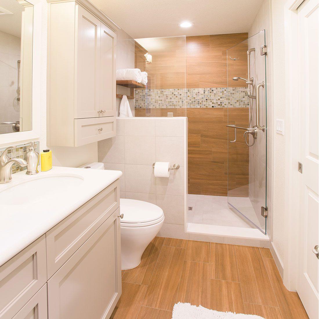 Bathroom Remodeling Checklist  Case San Jose