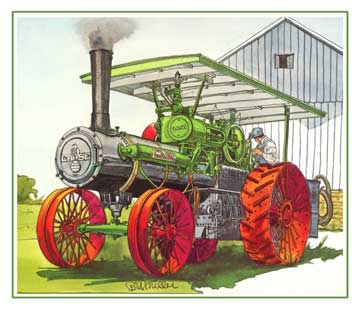 Case Traction Engine For Sale