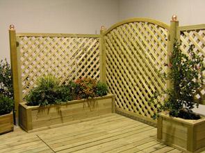 Arredo giardino  Grigliati fioriere e accessori per il vostro giardinoterrazzo  Edil Garden
