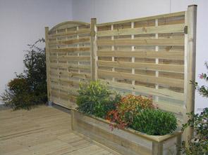 Pannelli frangivento in legno prezzi