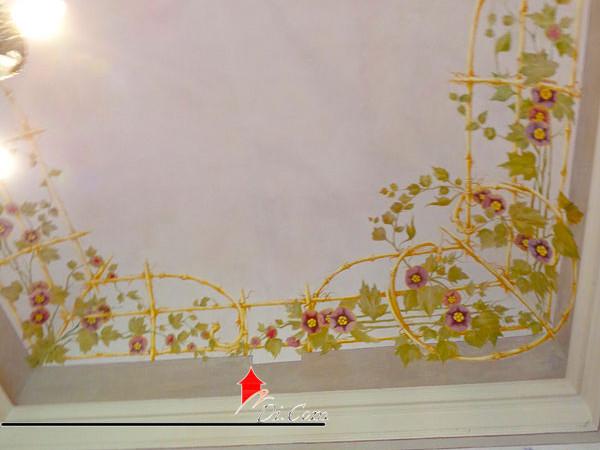 Vendita Villa liberty con dependance e affreschi a Marina
