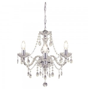 A Chandelier Te 3 Arms
