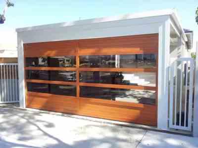 handmade garage doors