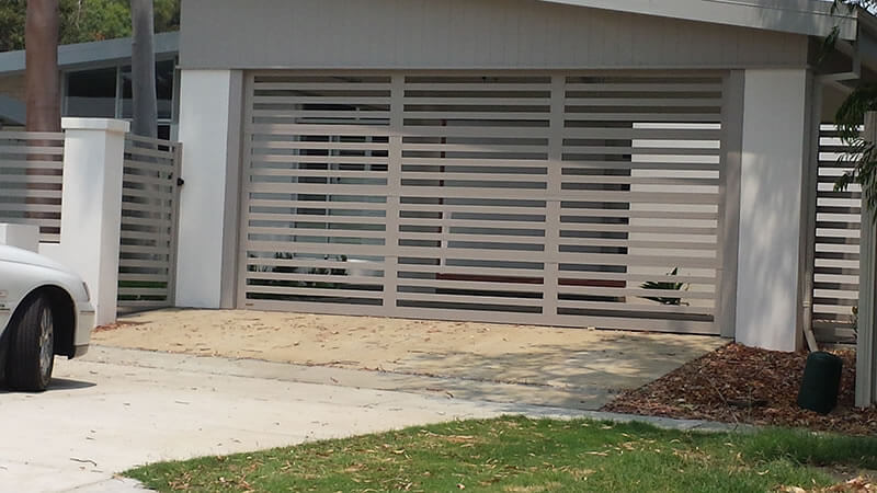 Custom Design Garage Doors Installation in Dandenong