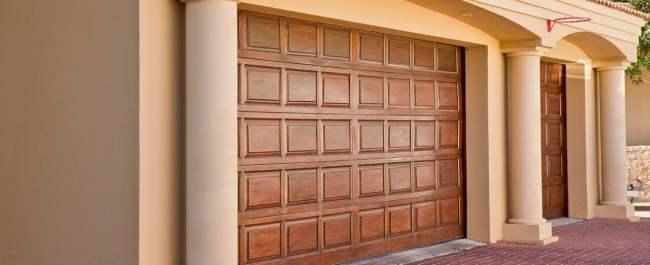 types of garage doors