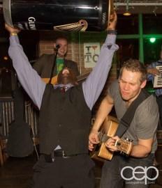 After Work Drinks Toronto 8 — #AWDTO — Dru is the CHAMPION