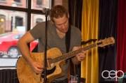 After Work Drinks Toronto 8 — #AWDTO — Craig Johnston on the axe