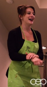 #BuytopiaPaintNite — Paint Nite Toronto — Banu — Val Stachurski's Opening Remarks