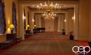 #FordNAIAS 2014 — Day 3 — The Dearborn Inn — Hallway by Salon I