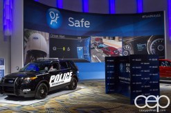 #FordNAIAS 2014 — Day 2 — Cobo Hall — Behind the Blue Oval — Safe