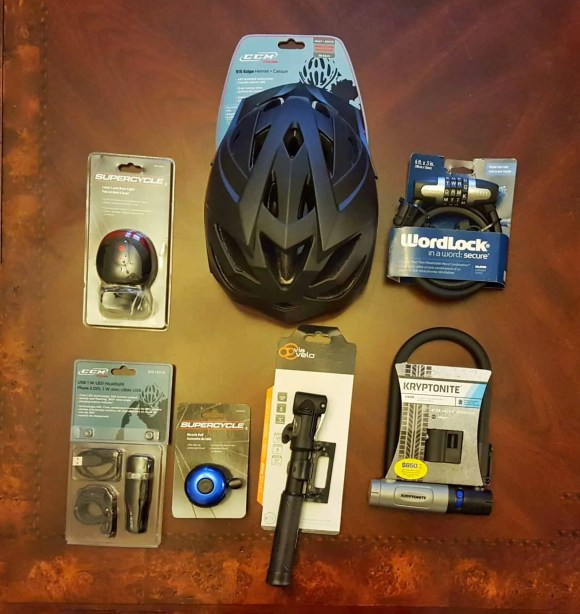 In It to Schwinn It — How the Biking Behemoth Got Me Back on Two Wheels! — Bicycle Safety Equipment