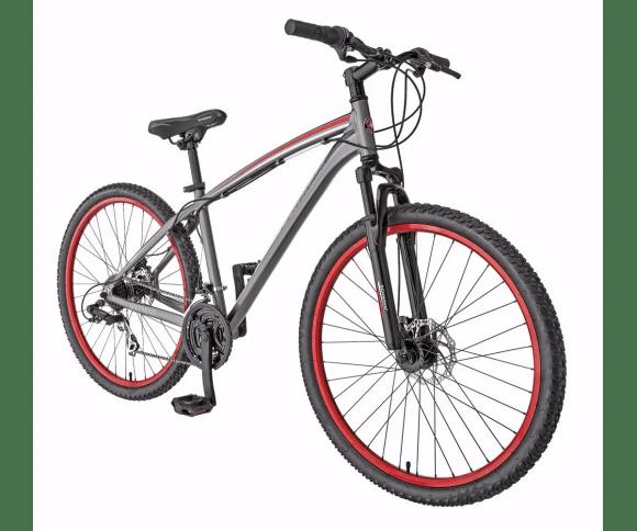 In It to Schwinn It — How the Biking Behemoth Got Me Back on Two Wheels! — Canadian Tire — Schwinn Onus Men's 27.5 Hardtail Mountain Bike