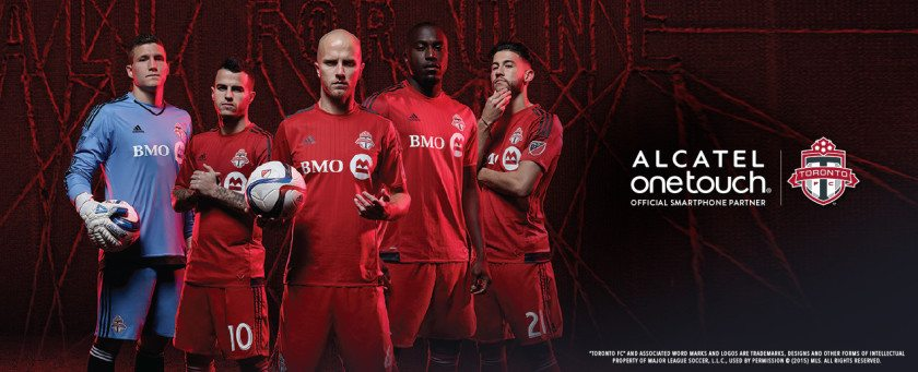 A Case Cringle Christmas, Day 1 — Keep Your Phone Game on Fleek with the Alcatel onetouch Idol 3 — Official Alcatel onetouch x Toronto FC Advertising Image