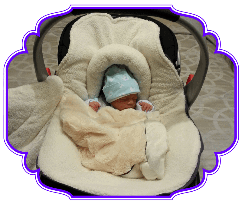 How Manulife Can Cover Me — Why Life Insurance is SO IMPORTANT — Newborn Little Man in His Carseat