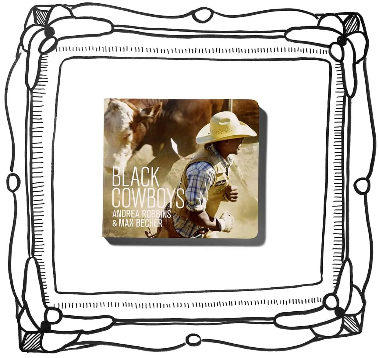The Month That Was... November 22nd - December 26th, 2015 — Black Cowboys Cover Shot with Frame