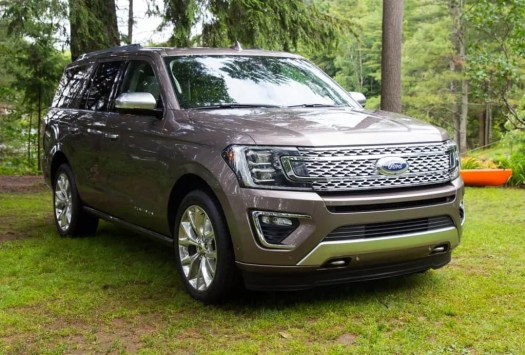 It's a Ford. #FordSummer. (Checking out the Ford Canada SUV Line in Muskoka!) — Sherwood Inn — All-New Ford Expedition