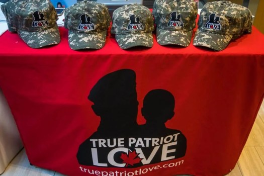 We Stand on Guard for Thee — Scotiabank and the True Patriot Love Symposium — Ball Caps