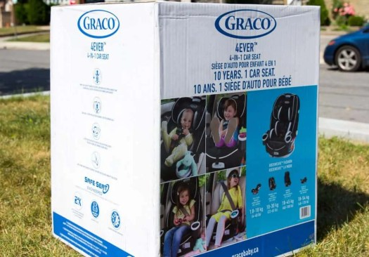 Discover Just What's So Clever About the Graco 4Ever! — The Box