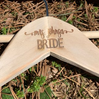 Wedding Bridal Party Hangers