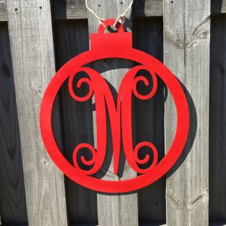 ornament door hanger