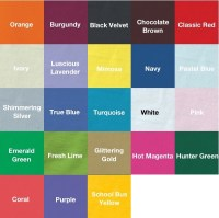 """7"""" SOLID COLOR PAPER PLATES 