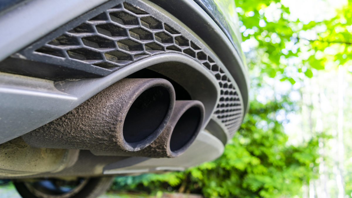 what is a straight pipe exhaust system