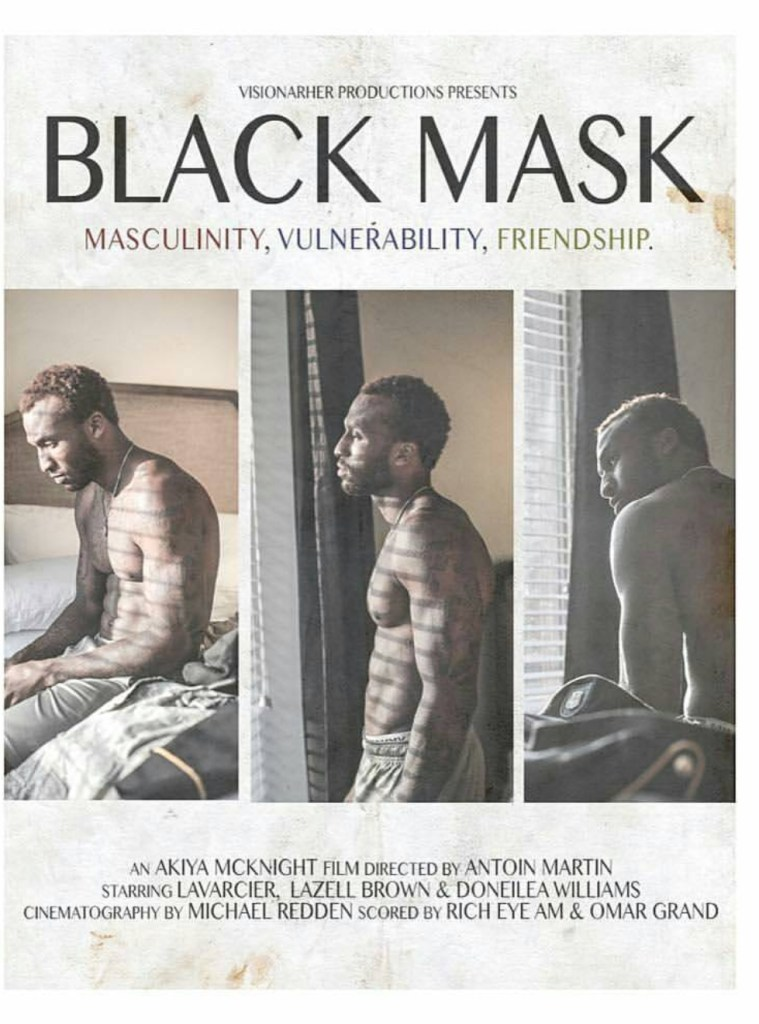 Minority Mental Health Awareness Month Short Film Black Masks
