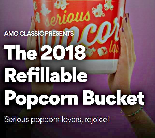 BRAND NEW Coca-Cola Classic Popcorn Bucket