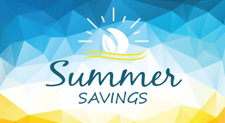 Summer $avings: Reduce your financial hangover this Season.