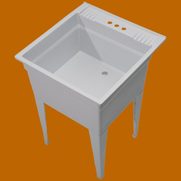 Heavy Duty Utility Sink