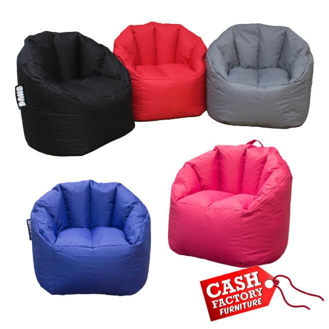 Snug Bean Bag Chair  Cash Factory Furniture