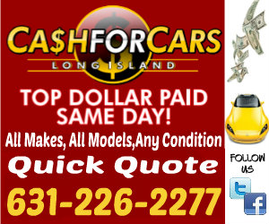 Cash For Cars, Twitter & Facebook
