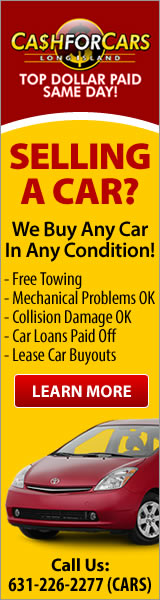 Cash For Cars Long Island, Sell My Car