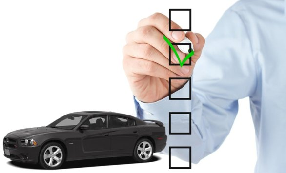 Automotive Inspection Checklist