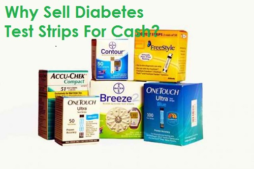 Sell your diabetic test strips
