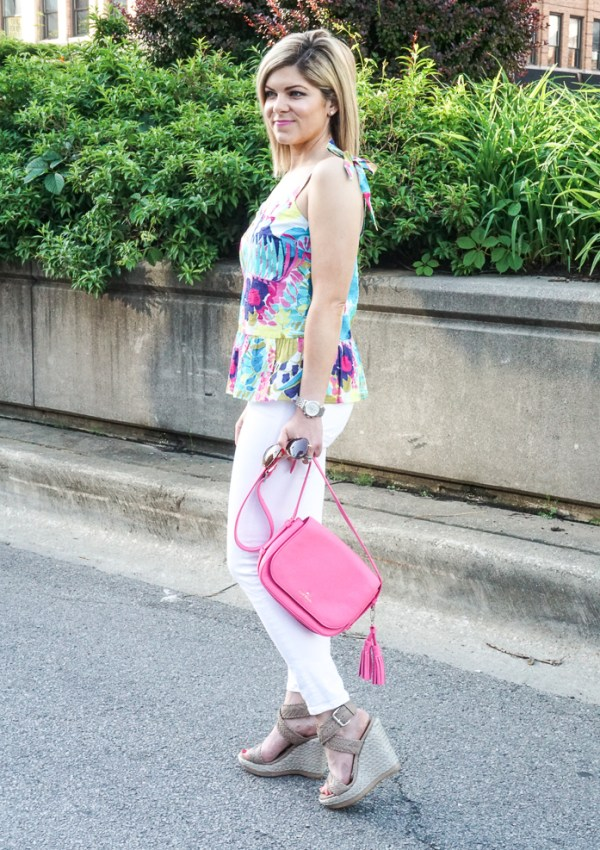 Bright Top for Summer