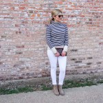 How to Style a Striped Sweater Multiple Ways