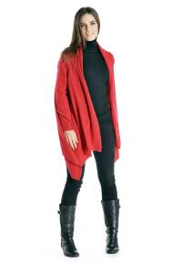Pure Cashmere Shawl with Sleeves | Cashmere Boutique