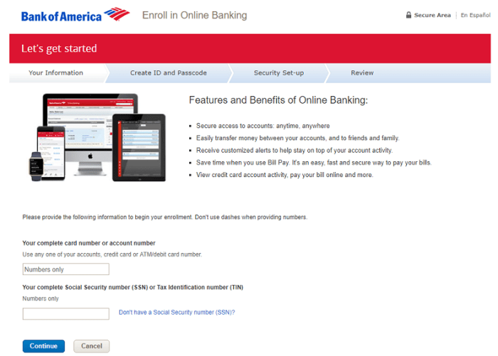 how to create online banking in union bank